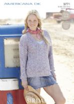 Ladies Double Knit Jumpers